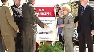 Gilles Duceppe's mom, 93, froze to death outside nursing home